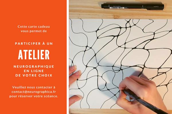 Carte cadeau Atelier Neurographica