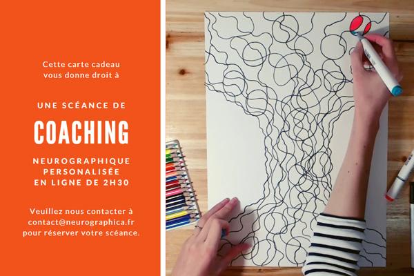 Carte cadeau Coaching Neurographica